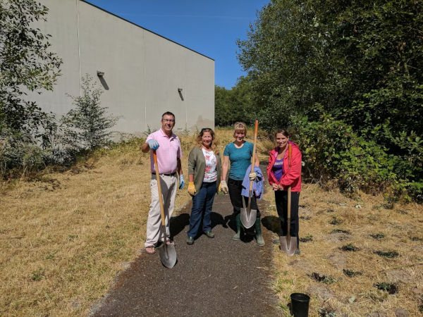Community Service at Snohomish Conservation District